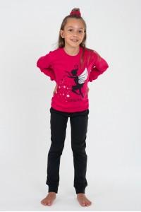 Εφηβική Πιτζάμα Κορίτσι TRAX DREAM 40690